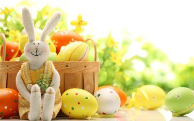 Pomladno velikonočni tehniški dan