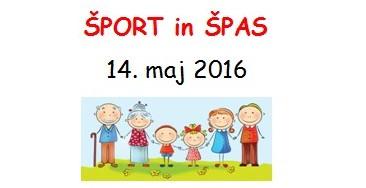 ŠPORT IN ŠPAS 2016