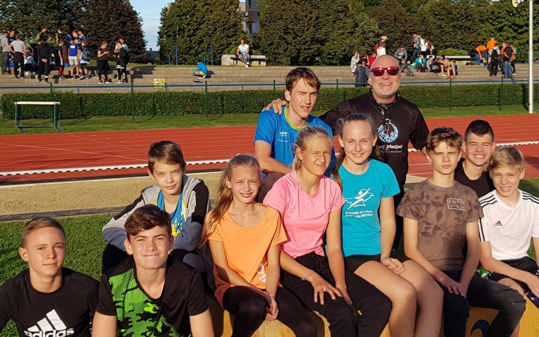 Področno ekipno prvenstvo OŠ v atletiki